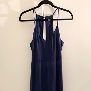 Forever 21 Blue Maxi Dress